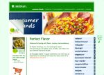 Consumer Brand Page