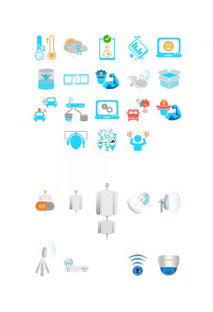 Baycom Inc. Website Content Icons Set #2